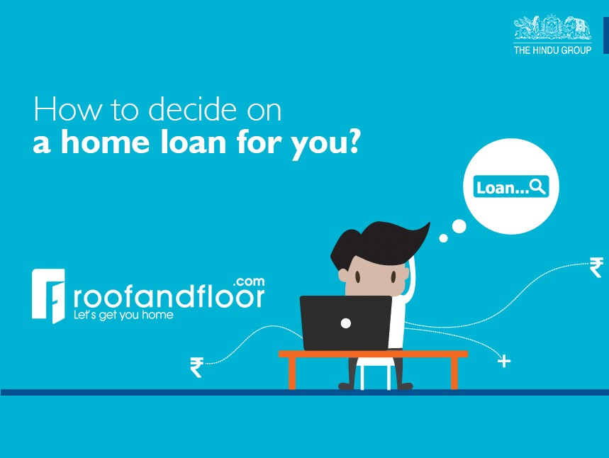 Picking a home loan a crucial process in home buying for How to finance a home
