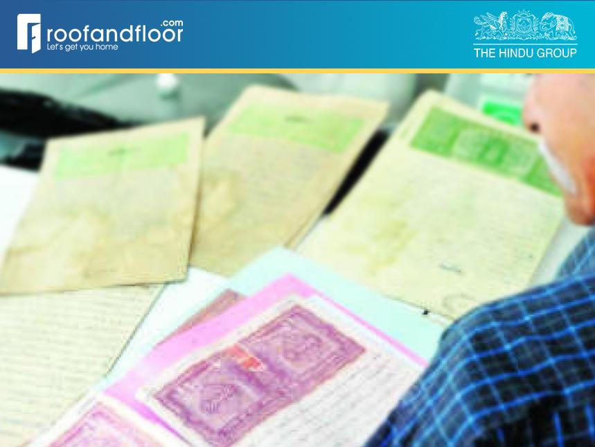 How To Check Encumbrance Certificate Online In Tamilnadu - Best ...