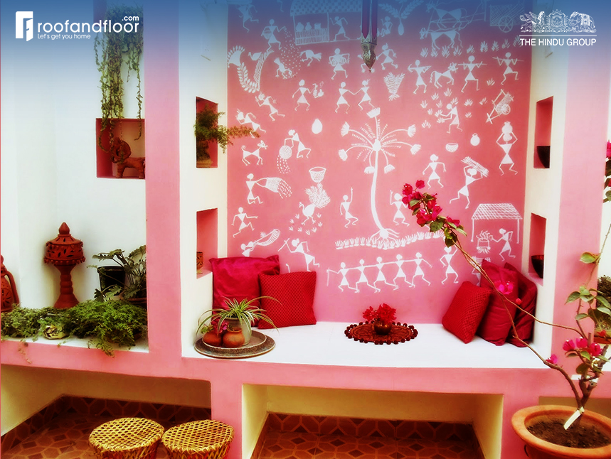 Festive Fervor: How To Use Warli Art to Decorate Your Home - Realty ...