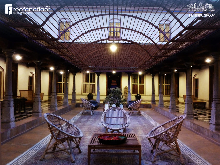 Tracing Our History: The Palatial Mansions of Chettinad - RoofandFloor